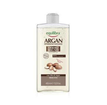 Equilibra Argan Dermo-Bath Gel arganowy żel do kąpieli (400 ml)