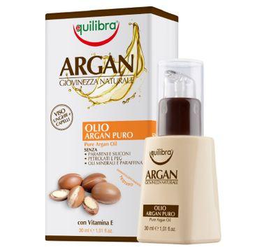 Equilibra Argan Pure Argan Oil czysty olejek arganowy 30ml