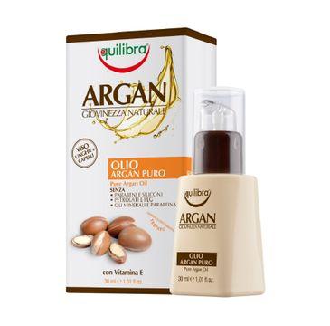 Equilibra Argan Pure Oil czysty olejek arganowy (30 ml)