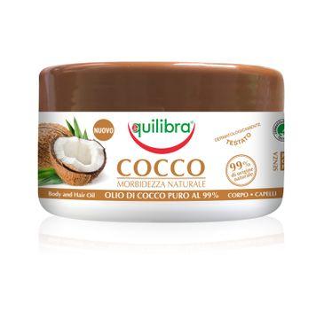 Equilibra Cocco Body & Hair Oil olej kokosowy do cia艂a i w艂os贸w (250 ml)