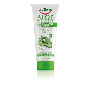 Equilibra Naturale odżywka do każdego typu włosów aloesowa 200 ml