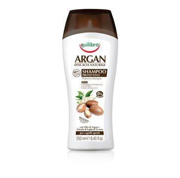 Equilibra Naturale szampon do włosów osłabionych arganowy 250 ml