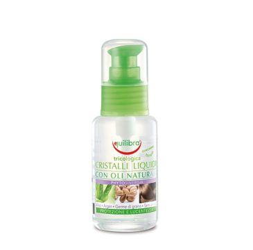 Equilibra Tricologica Liquid Hair Crystals olejek nabłyszczający do włosów 50ml