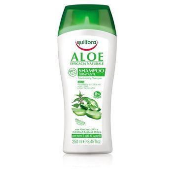 Equilibra – naturale szampon aloesowy nawilżający (250 ml)