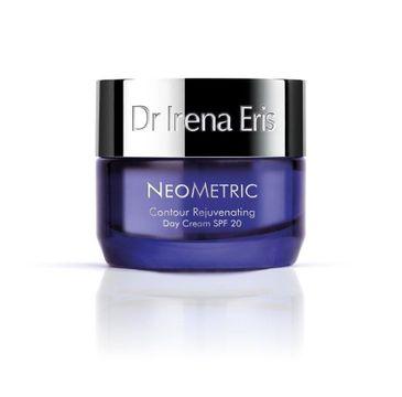 Dr Irena Eris – NeoMetric 50+ krem odmładzający kontur twarzy na dzień (50 ml)