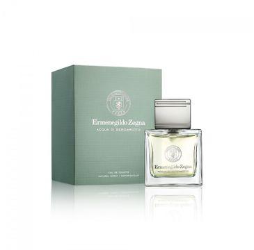 Ermenegildo Zegna Acqua di Bergamotto woda toaletowa spray (50 ml)