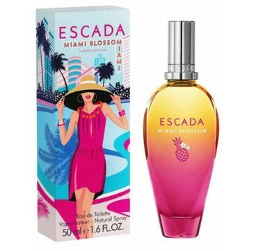 Escada Miami Blossom Limited Edition woda toaletowa spray 50ml