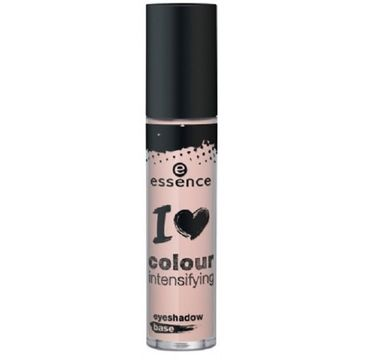 Essence I Love Colour Intensificadora Eyeshadow Base baza pod cienie Sombra de Ojos 4ml