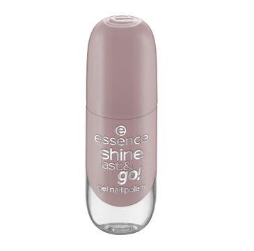 Essence Shine Last & Go! Gel Nail Polish lakier do paznokci 80 Castles In The Sand (8 ml)