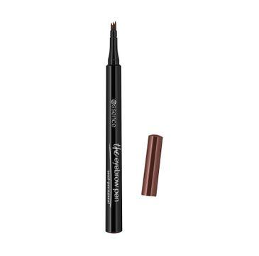 Essence The Eyebrow Pen kredka do brwi 03 Medium Brown (1.1 ml)
