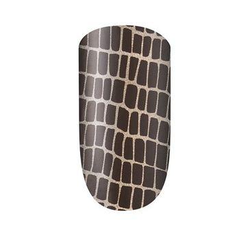Essie Sleek Stick naklejki na paznokcie 100 Croc'n Chic 18szt