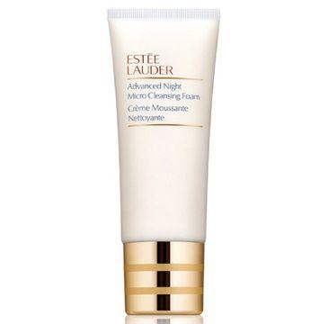 Estee Lauder Advanced Night Micro Cleansing Foam - oczyszczająca pianka do cery dojrzałej (100 ml)