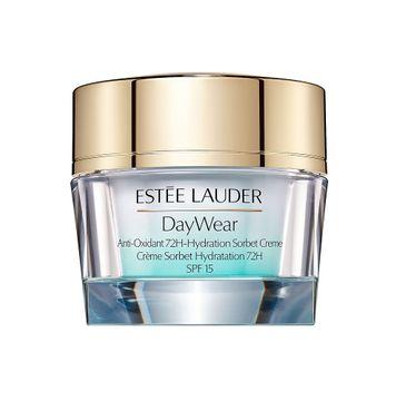 Estee Lauder DayWear Anti-Oxidant 72H-Hydration Sorbet Creme SPF15 - intensywnie nawilżający krem do twarzy (50 ml)