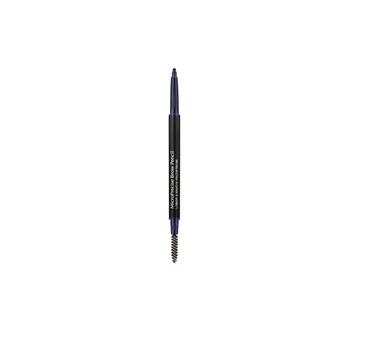 Estee Lauder Micro Precise Brow Pencil (kredka do brwi Black 0.9 g)