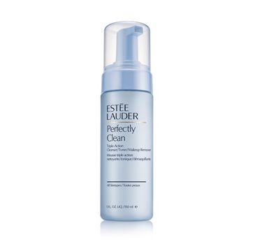 Estee Lauder Perfectly Clean (3-In-1 Cleanser/Toner/Remover (pianka do oczyszczania 150 ml)