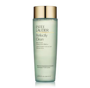 Estee Lauder Perfectly Clean Multi-Action Toning Lotion/Refiner (oczyszczający tonik do twarzy 200 ml)