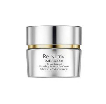 Estee Lauder Re-Nutriv Ultimate Renewal Nourishing Radiance Eye Creme - krem pod oczy (15 ml)