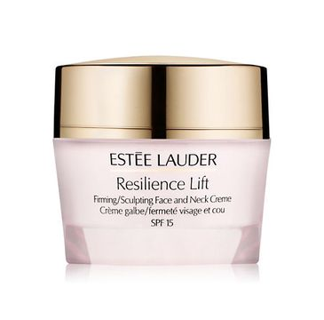 Estee Lauder Resilence Lift Firming Face & Neck Creme  – krem ujędrniający do skóry twarzy oraz szyi (50 ml)
