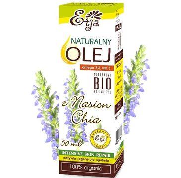 Etja olej z nasion chia naturalny 50 ml
