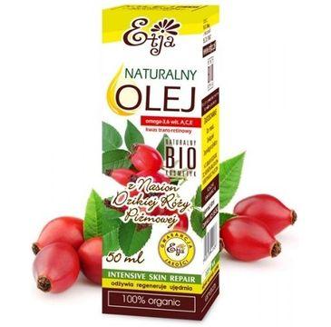 Etja olej z nasion dzikiej r贸偶y naturalny bio 50 ml
