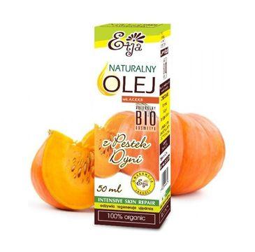 Etja olej z pestek dyni naturalny bio 50 ml