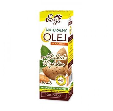Etja olej ze słodkich migdałów naturalny 50 ml