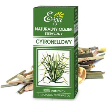 Etja olejek eteryczny cytronella 10 ml