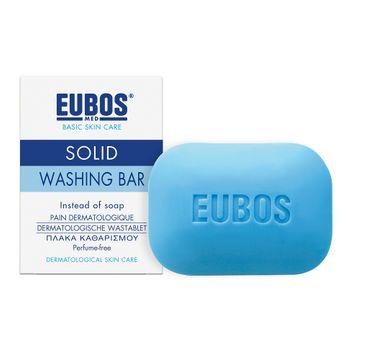 Eubos Basic Skin Care Solid Washing Bar kostka myjąca bezzapachowa 125g