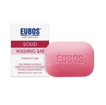 Eubos Basic Skin Care Solid Washing Bar Red kostka myjąca zapachowa 125g
