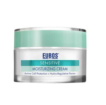 Eubos Sensitive Moisturizing Cream nawilżający krem do twarzy z wodą termalną na dzień 50ml