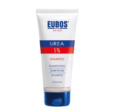 Eubos Urea 5% Shampoo szampon nawilżający do suchej i swędzącej skóry głowy 200ml