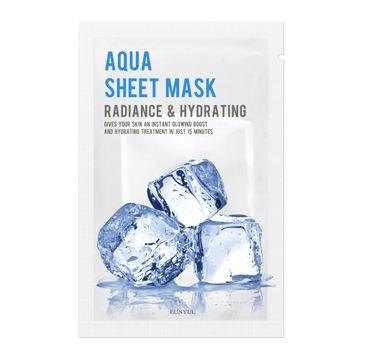 Eunyul Aqua Sheet Mask nawadniająca maseczka w płachcie (22 ml)