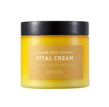 Eunyul Yellow Seed Therapy Vital Cream witalizujący krem do twarzy z żółtymi nasionami (270 g)