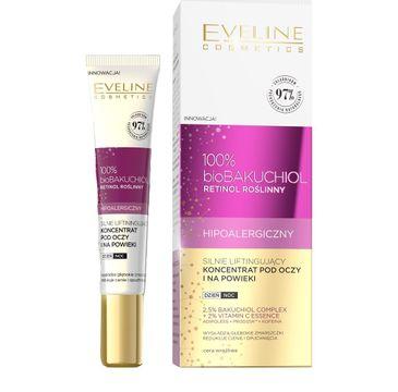 Eveline – 100% bioBAKUCHIOL Koncentrat pod oczy (20 ml)