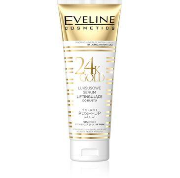 Eveline 24K Gold – luksusowe serum liftingujące do biustu (250 ml)