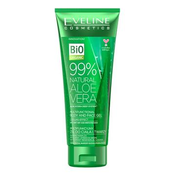 Eveline Aloe Vera multifunkcyjny żel aloesowy 99% (250 ml)
