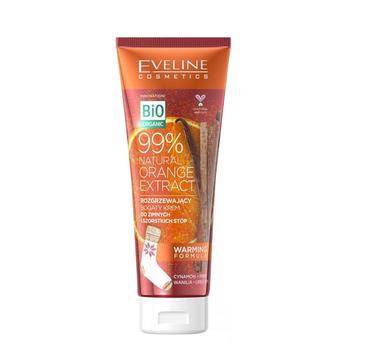 Eveline Bio Organic Krem do stóp rozgrzewający (75 ml)