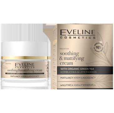 Eveline Bio Organic Matujący krem łagodzący (50 ml)