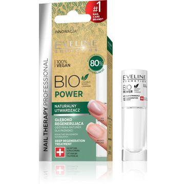 Eveline – Bio Power naturalna odżywka do paznokci (8 ml)