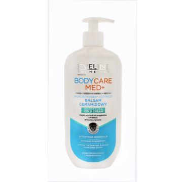 Eveline Body Care Med+ Skoncentrowany Odżywczy Balsam ceramidowy do skóry przesuszonej i podrażnionej (350 ml)
