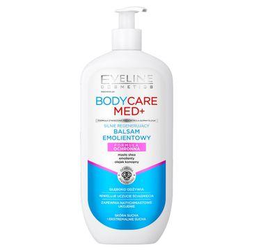 Eveline Body Care Med+ Silnie Regenerujący Balsam emolientowy do skóry suchej i ekstremalnie suchej (350 ml)