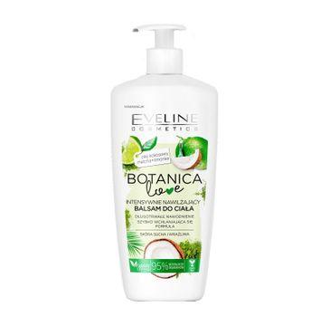 Eveline Botanica Love – nawilżający balsam do ciała (350 ml)