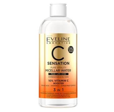 Eveline C Sensation Woda micelarna (400 ml)