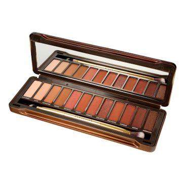 Eveline Charming Mocha Eyeshadow Palette paleta cieni do powiek (12 g)