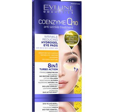 Eveline Coenzyme Q10 – przeciwzmarszczkowe płatki hydrożelowe pod oczy 8w1 (1 op.) Eveline Coenzyme Q10 – przeciwzmarszczkowe płatki hydrożelowe pod oczy 8w1 (1 op.)