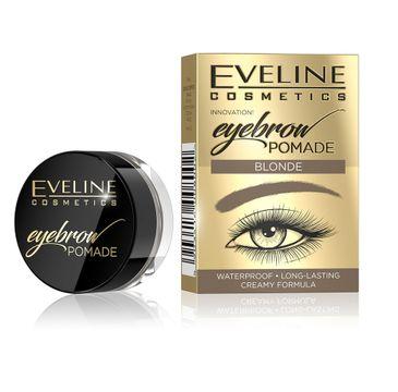 Eveline – Cosmetics Eyebrow Pomade pomada do brwi Blonde (1 szt.)