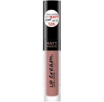 Eveline – Cosmetics Matt Magic Lip Cream pomadka do ust w płynie 21 (4.5 ml)