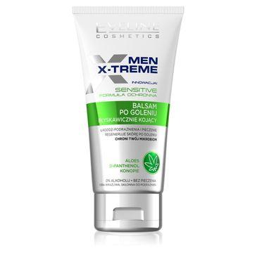 Eveline – Cosmetics Men X-Treme Sensitive błyskawicznie kojący balsam po goleniu (150 ml)