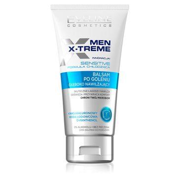Eveline – Cosmetics Men X-Treme Sensitive głęboko nawilżający balsam po goleniu (150 ml)