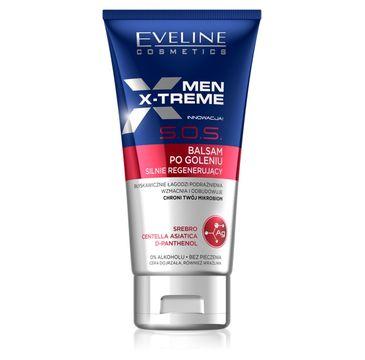 Eveline – Cosmetics Men X-Treme silnie regenerujący balsam po goleniu S.O.S. (150 ml)